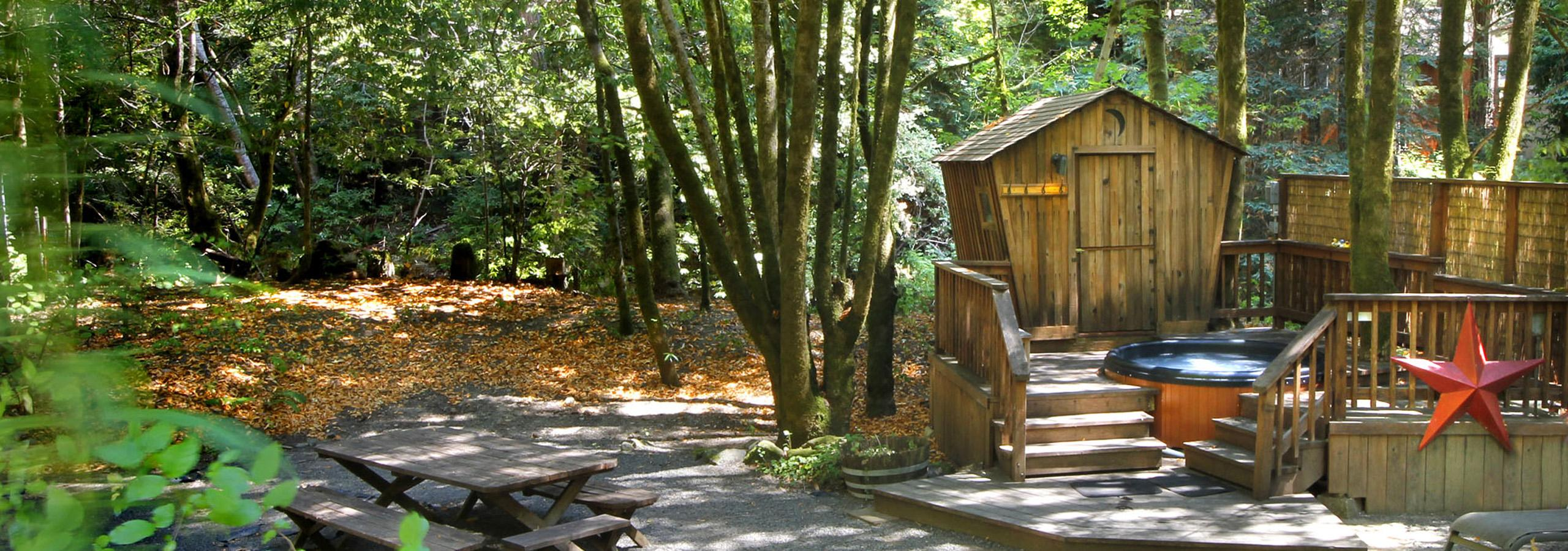 Russian River Vacation It